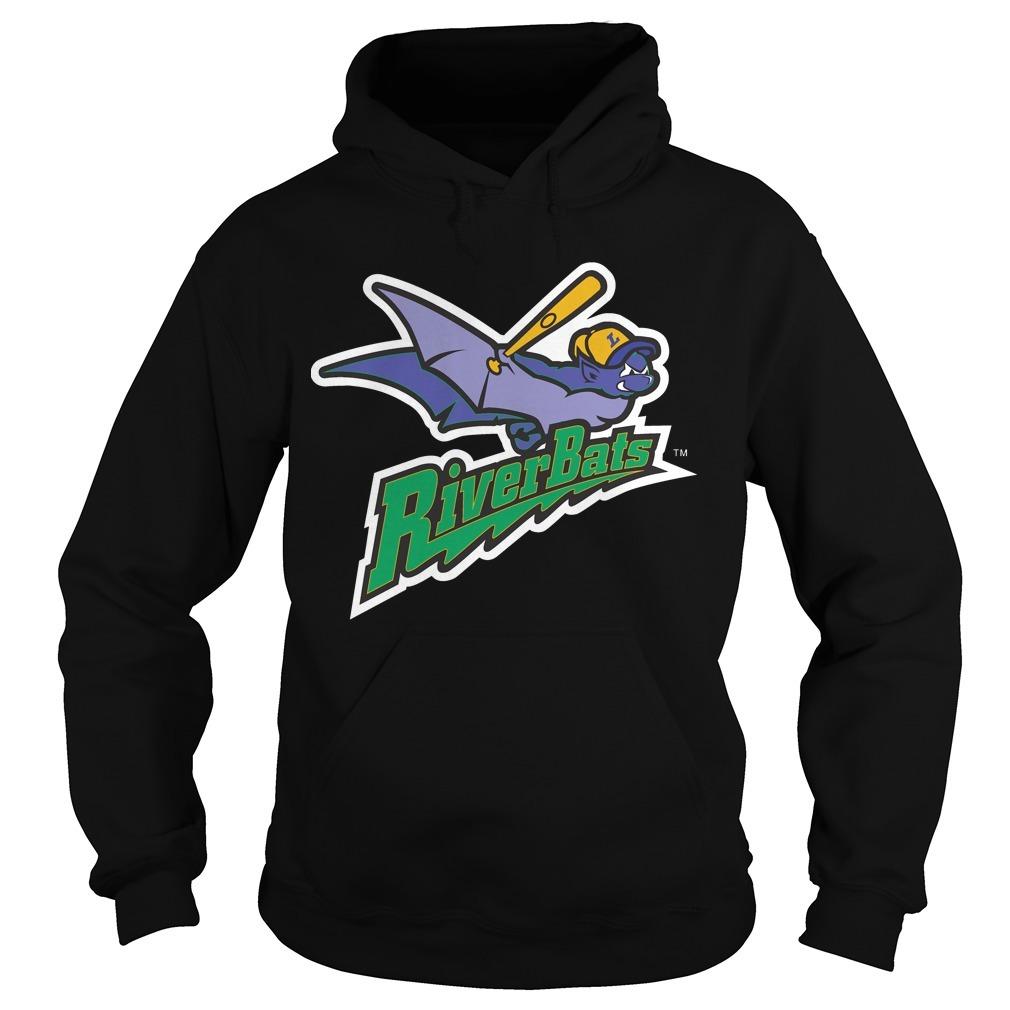 Louisville Bats River Bats Hoodie