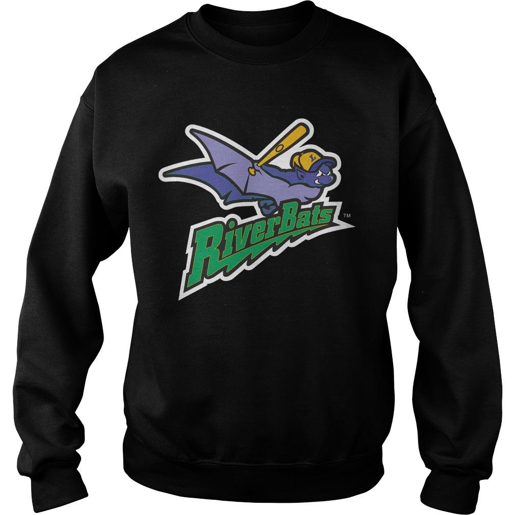 Louisville Bats River Bats Sweater