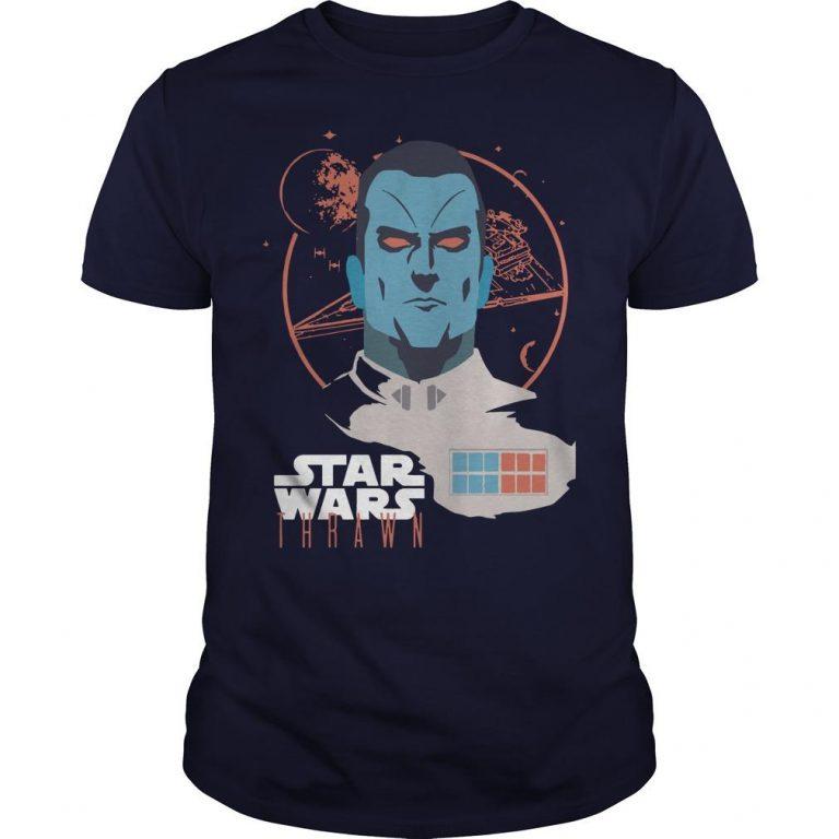 Lucasfilm Star Wars Thrawn Space Leader T