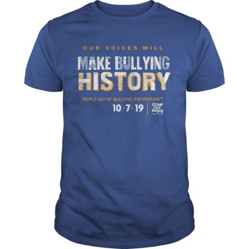 Make Bullying History World Day Of Bullying Prevention 2019