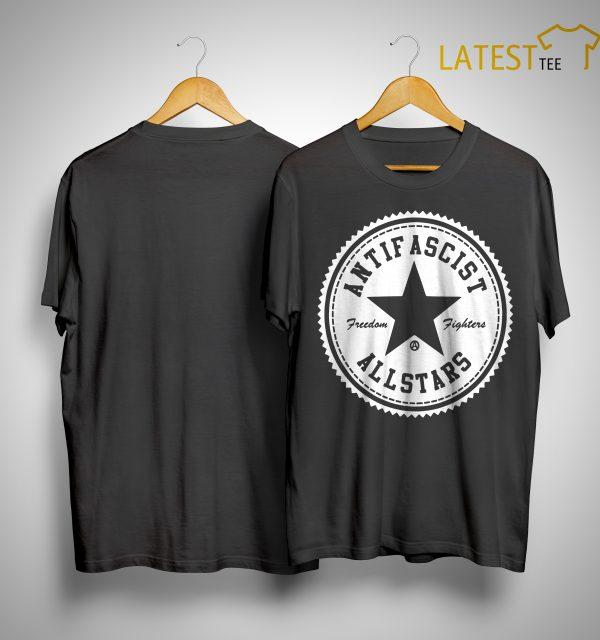 Malena Ernman Antifascist Allstars T Shirt