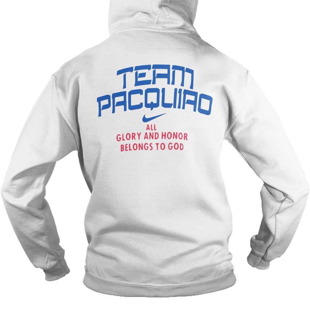 Manny Pacquiao Jesus Hoodie