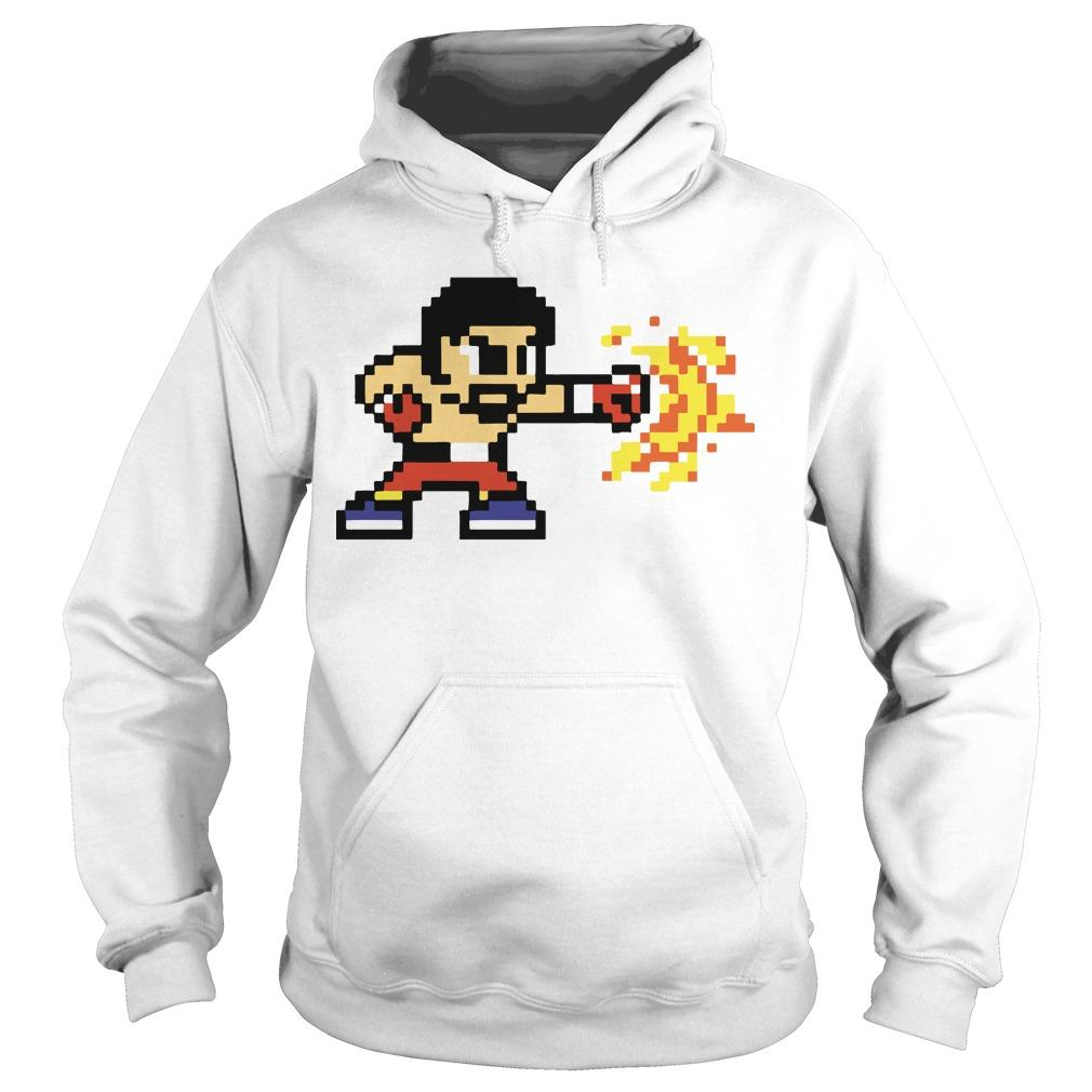 Manny Pacquiao Power Pac-Punch Hoodie