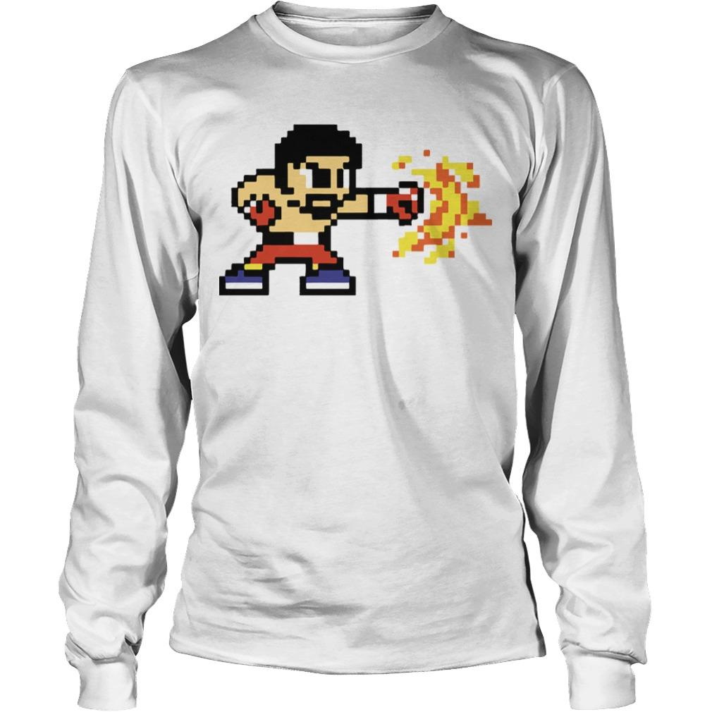 Manny Pacquiao Power Pac-Punch Longsleeve