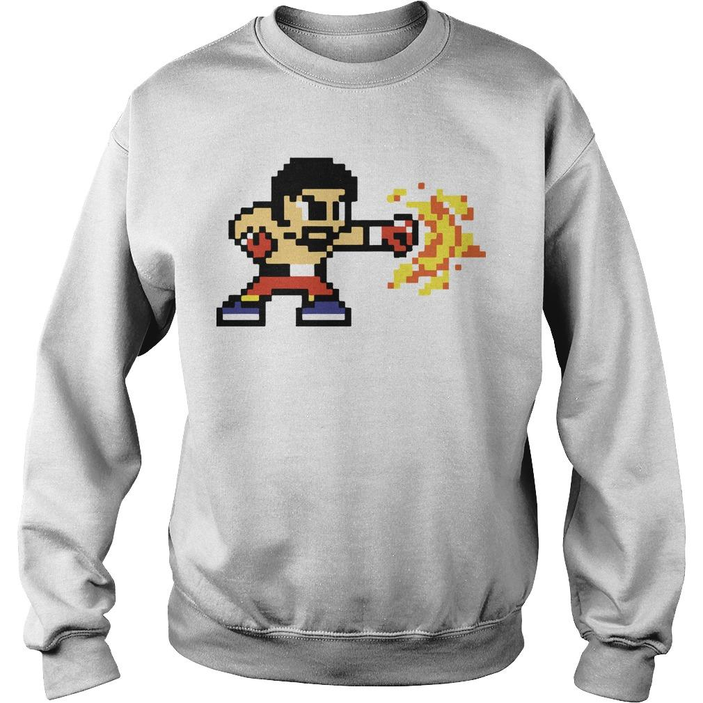 Manny Pacquiao Power Pac-Punch Sweater