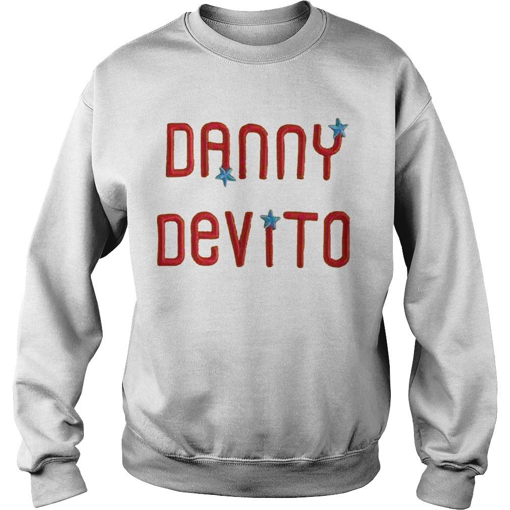 Mara Wilson Danny Devito Sweater