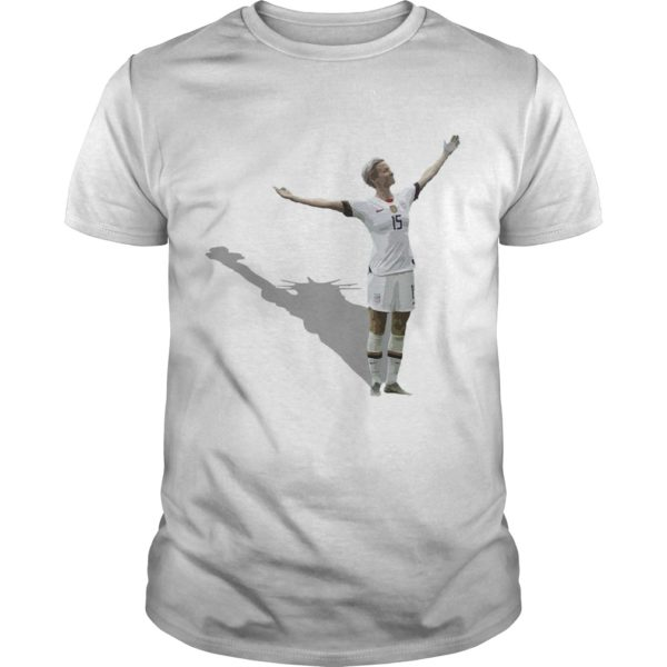 Megan Rapinoe Statue Of Liberty Shirt