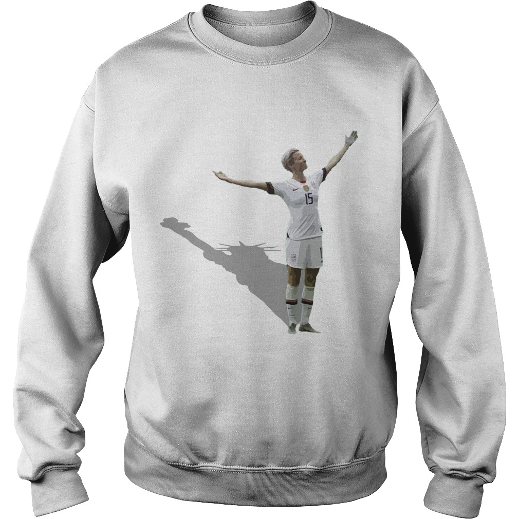Megan Rapinoe Statue Of Liberty Sweater