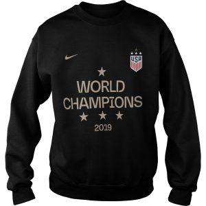 Megan Rapinoe USWNT World Champions 2019 Sweater