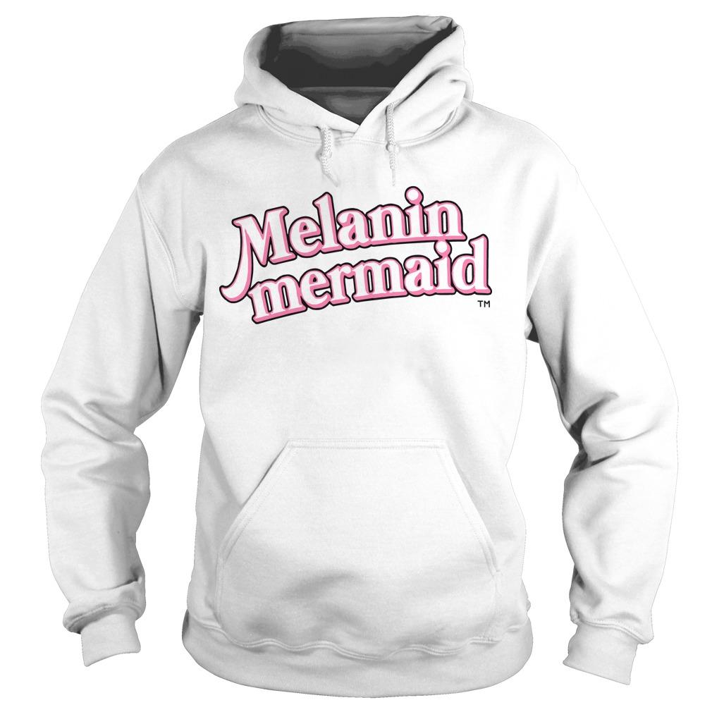 Melanin Mermaid Hoodie
