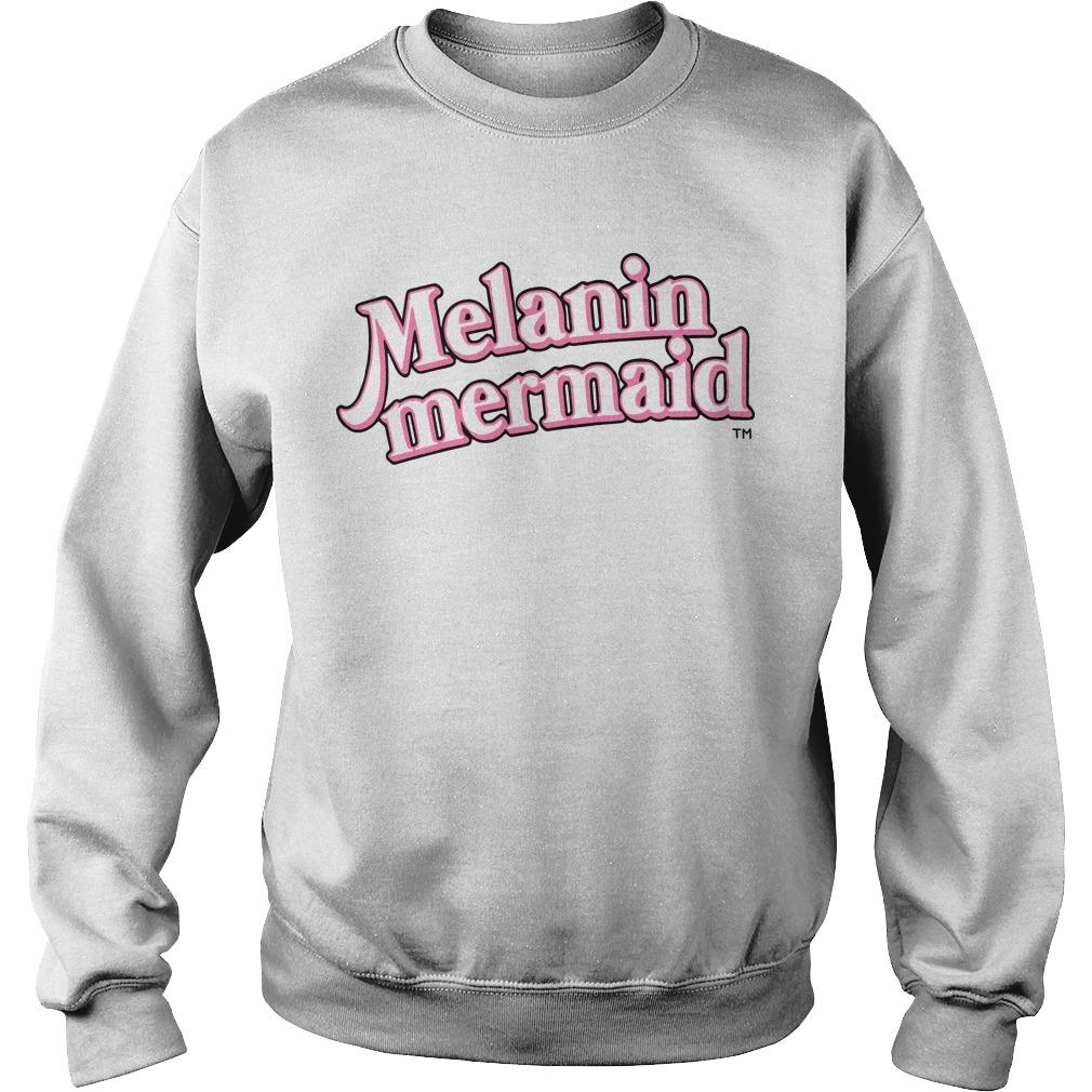 Melanin Mermaid Sweater