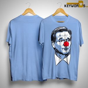 Michael Felger Roger Goodell Clown Shirt