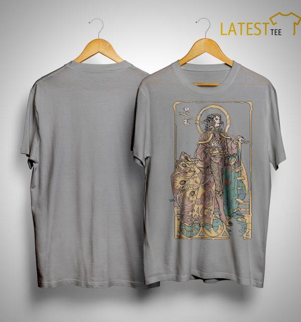 Mollymauk Long May He Reign T Shirt