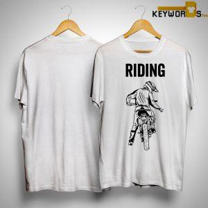 Motorcycle Riding Shirt