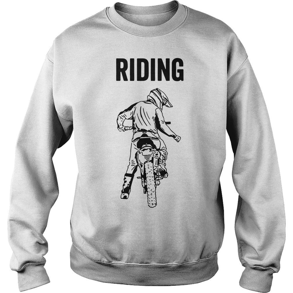 Motorcycle Riding Sweater