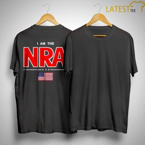 NRA Statement Virginia Special Session I Am The NRA Shirt