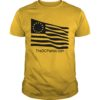 New Orange Betsy Ross Tribute Shirt