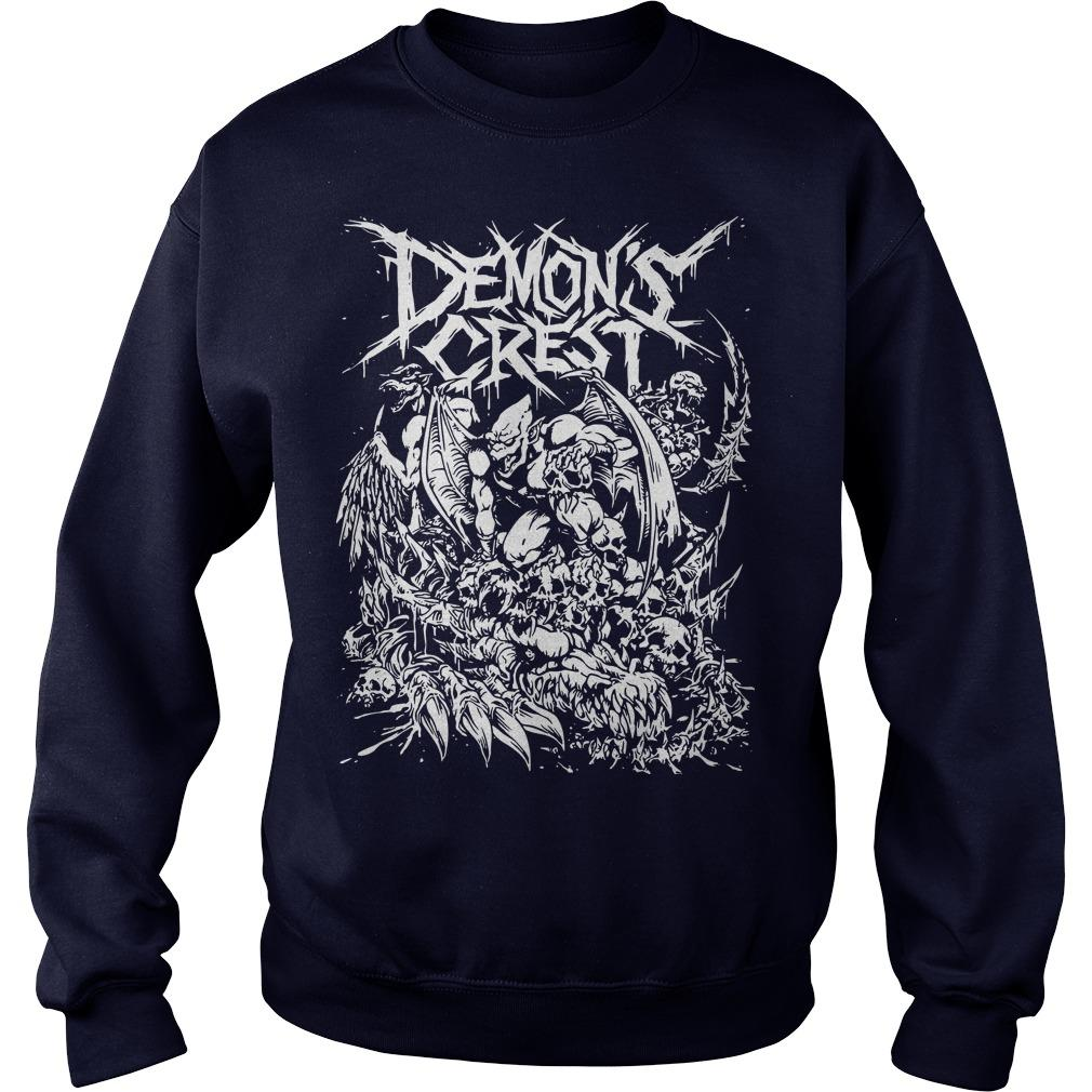 Nina Matsumoto Demon's Crest Demon's Domain Sweater