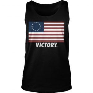 Nine Line Apparel Betsy Ross Flag T Shirt