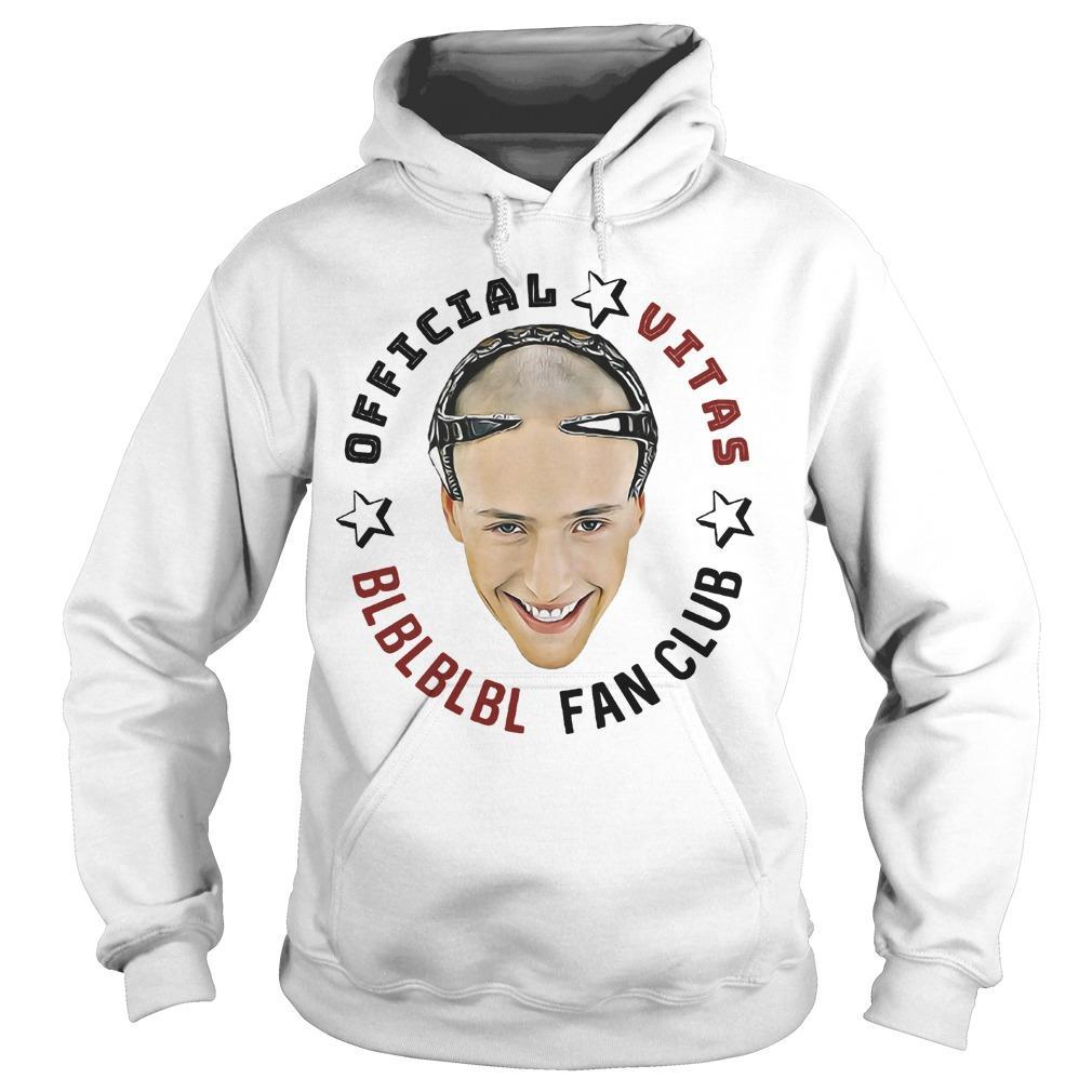 Official Vitas Blblblbl Fan Club Hoodie
