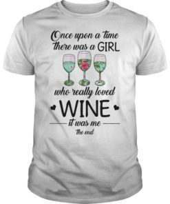 Once Upon A Time There Was A Girl Who Really Loved Wine