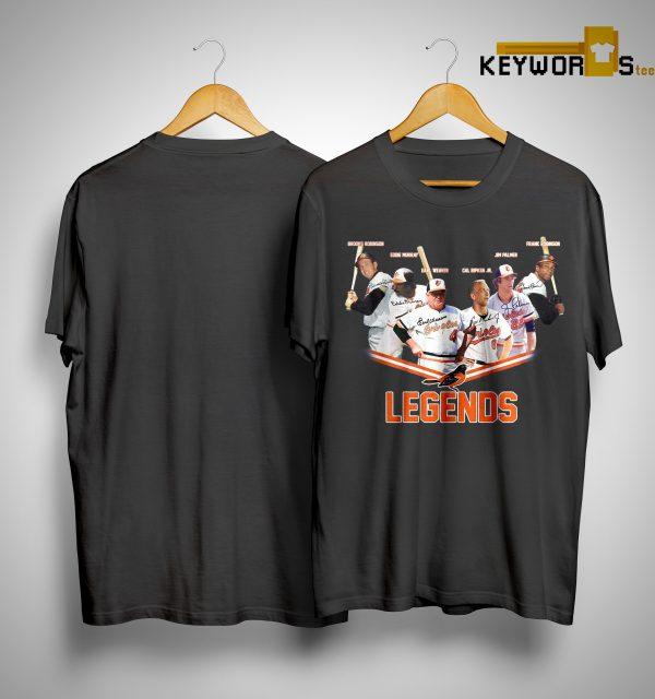 Orioles Legends Team Shirt