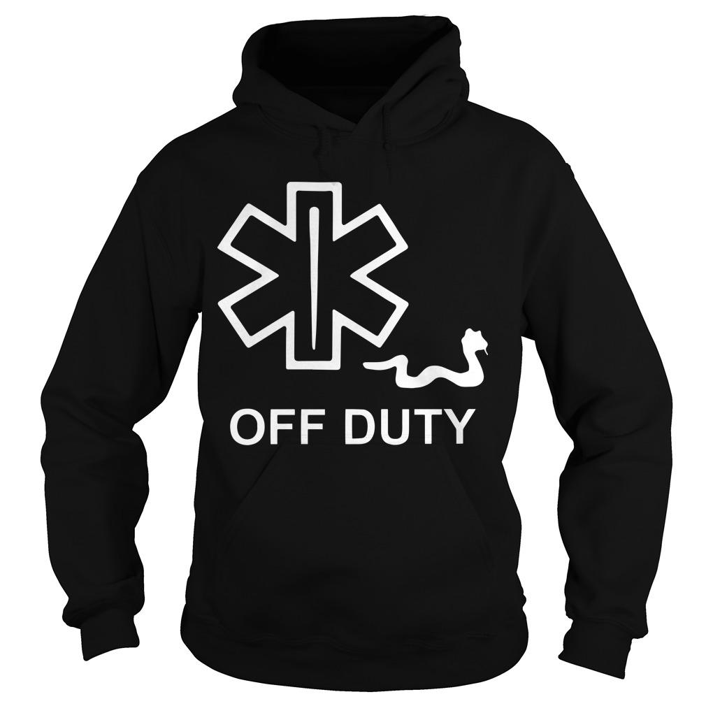 Physicican Off Duty Hoodie