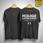 Picologue À Votre Service Accompagnateur Bénévole De Cuite Shirt