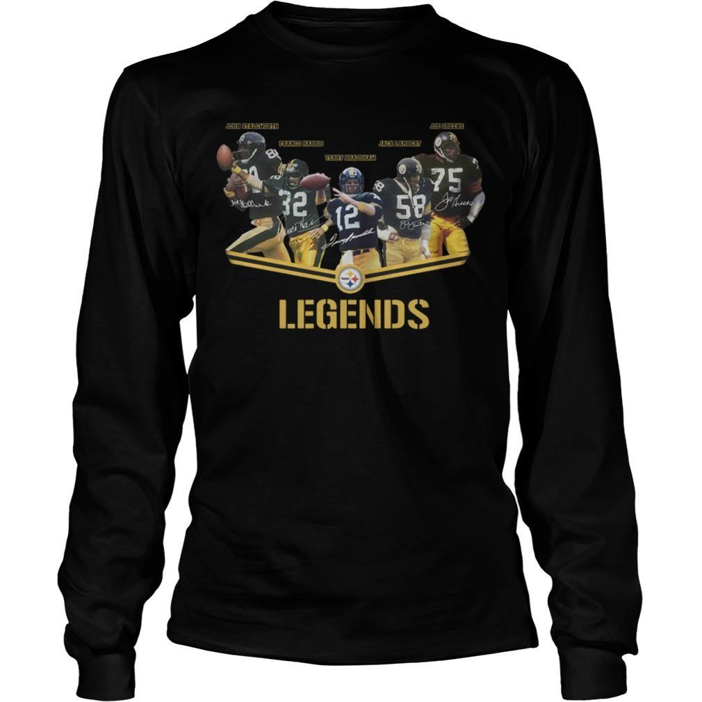 Pittsburgh Steelers Legends Longsleeve