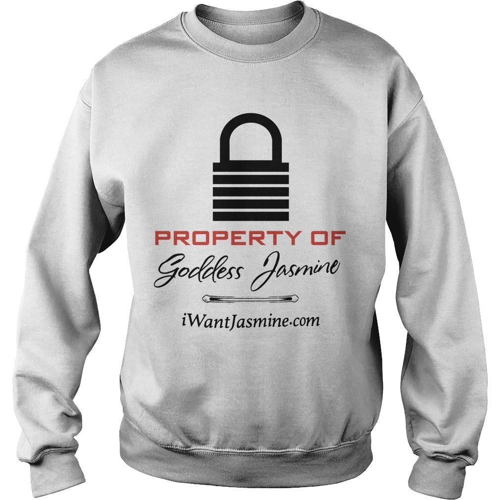 Property Of Goddess Jasmine Sweater