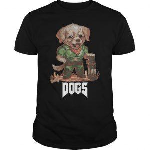 QuakeCon Doom Dogs Shirt