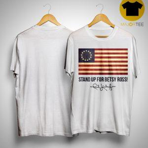 Rush Limbaugh Betsy Ross Flag Shirt