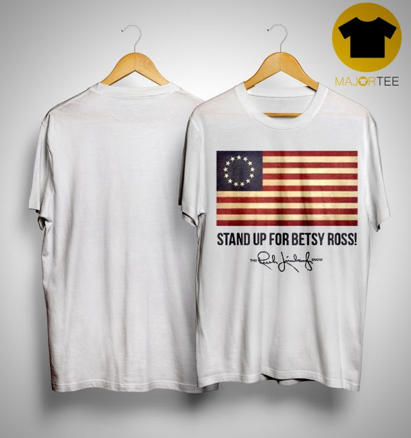Rush Limbaugh Store Betsy Ross Shirt