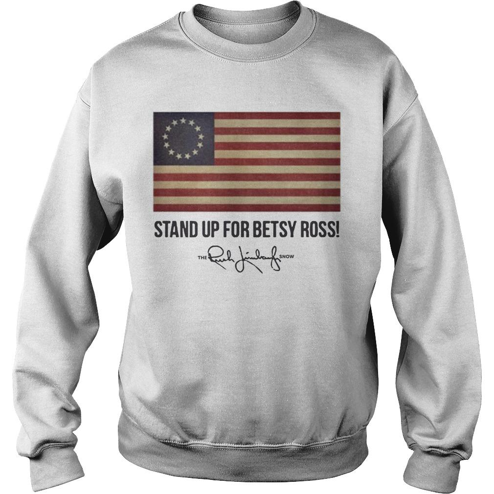 Rush Limbaugh Store Betsy Ross Sweater