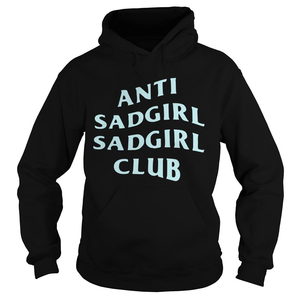 Said The Sky Anti Sadgirl Sadgirl Club Hoodie