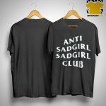 Said The Sky Anti Sadgirl Sadgirl Club Shirt