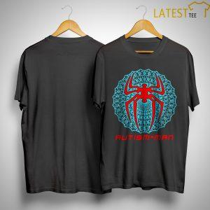 Spider Man Autism Man Shirt