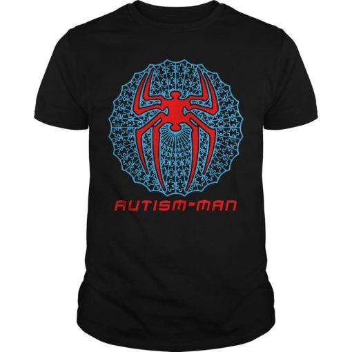 Spider Man Autism Man
