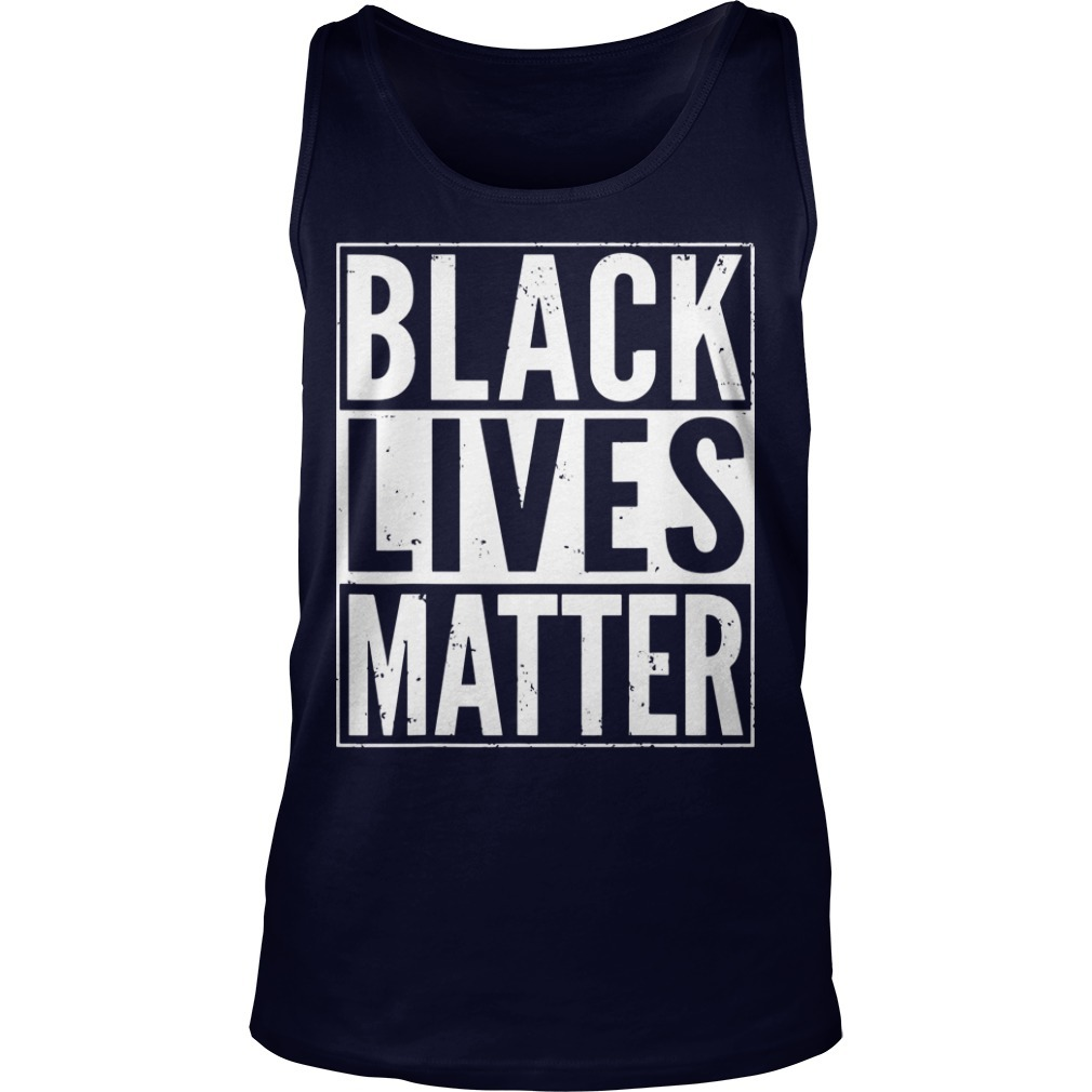 Stevie Joe Payne Black Lives Matter Tank Top