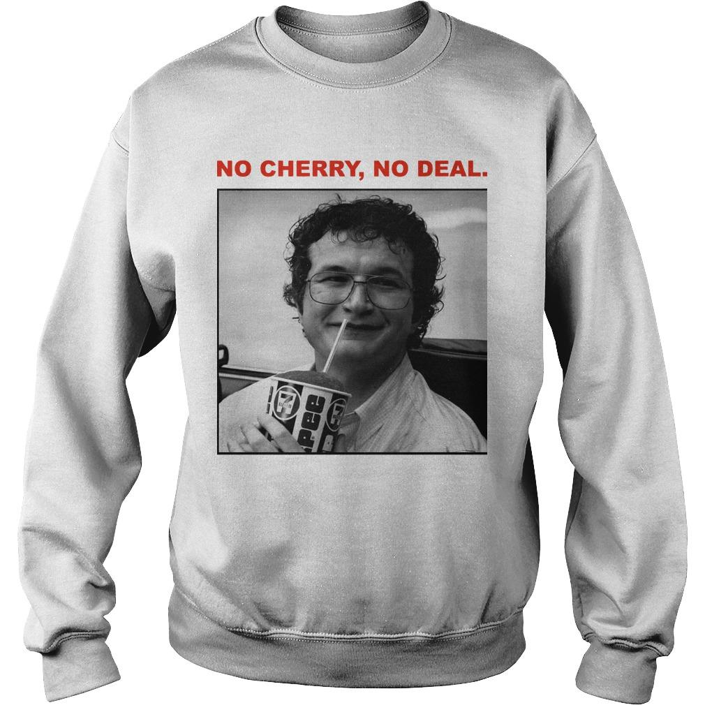 Stranger Things Alexei No Cherry No Deal Sweater