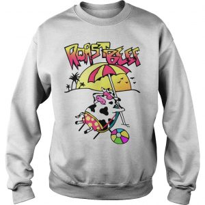Stranger Things Dustin Roast Beef Sweater