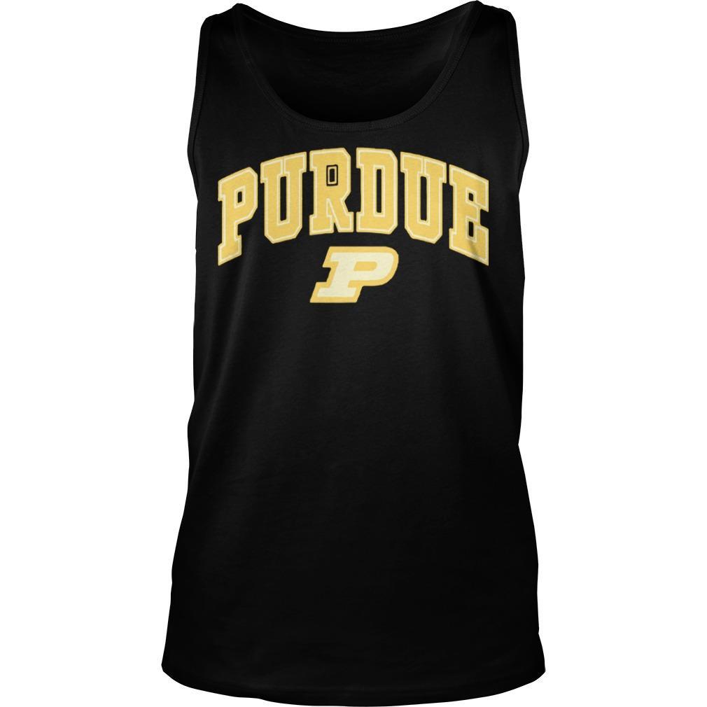 Stranger Things Purdue Tank Top