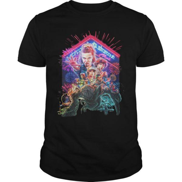Stranger Things Starcourt Signatures Shirt
