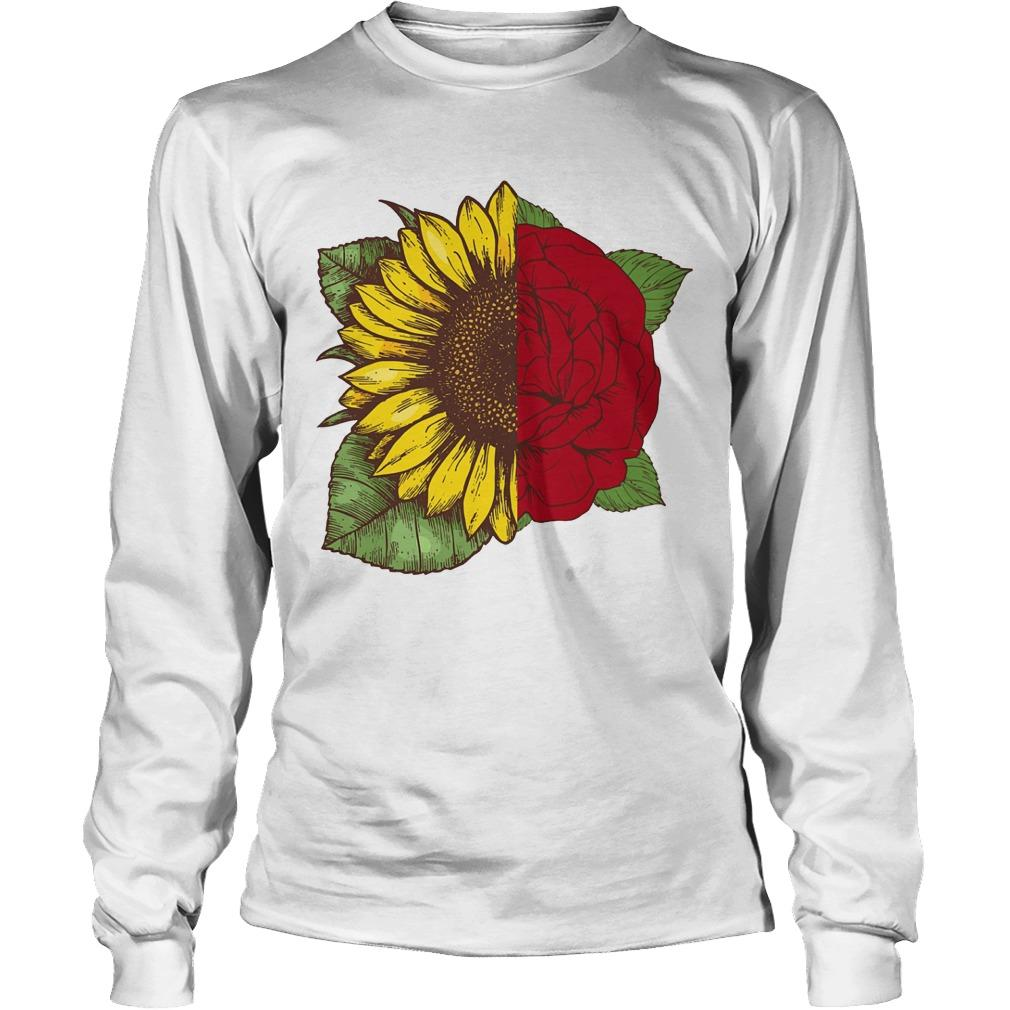 Sunflower Rose Longsleeve