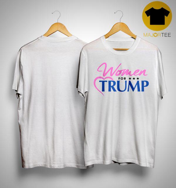 The Deplorable Choir Women For Trump Shirt