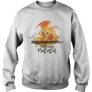 The Lion King Simba Pumbaa And Timon Hakuna Matata Sweater