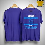 The Persistence Jews For Trump Shirt