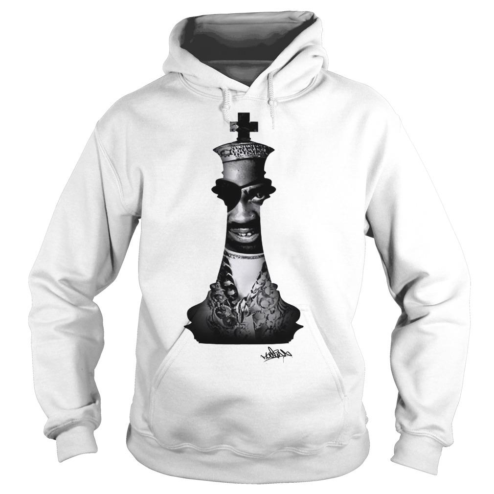 The Ruler King Chess Piece T Hoodie