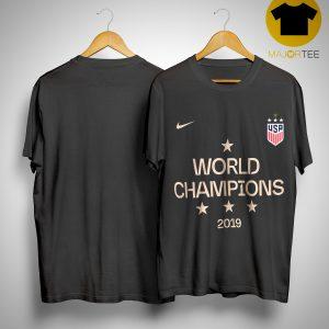 USWNT World Champions Shirt 2019