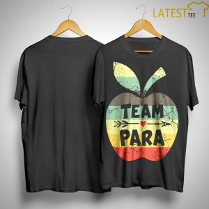 Vintage Apple Team Para Shirt